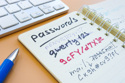 Keeping Your Passwords Safe